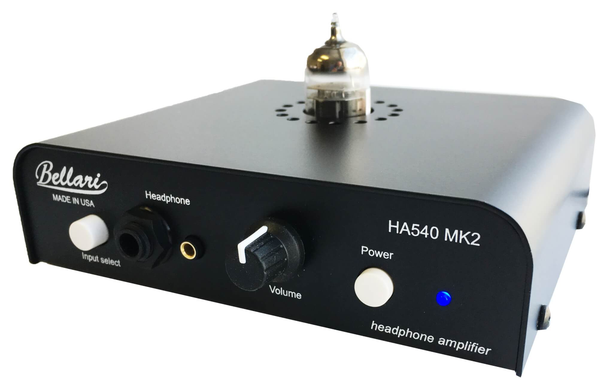 HA540 MK2 – Pure Class A Stereo Headphone Amplifier – Bellari Audio